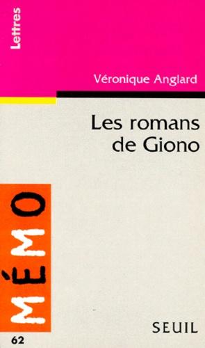 Vignette du document Les  romans de Giono