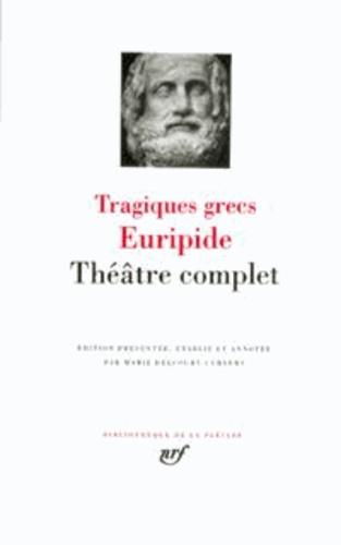 Vignette du document Tragiques grecs. <1>, Euripide