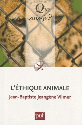 Vignette du document L'éthique animale