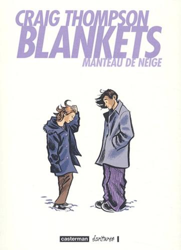 Vignette du document Blankets : Manteau de neige