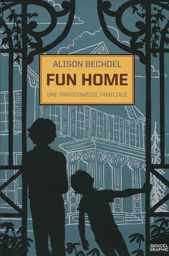 Vignette du document Fun Home : une tragicomédie familiale
