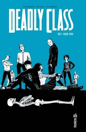 Vignette du document Deadly class. 1, Reagan youth