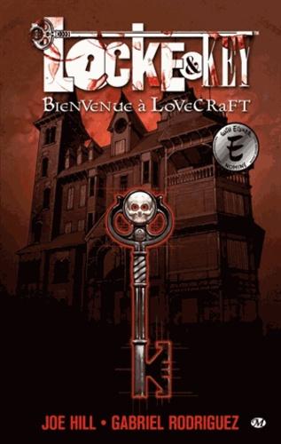 Vignette du document Locke & Key. 1, Bienvenue à Lovecraft