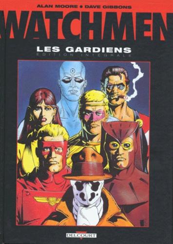 Vignette du document Watchmen : les gardiens
