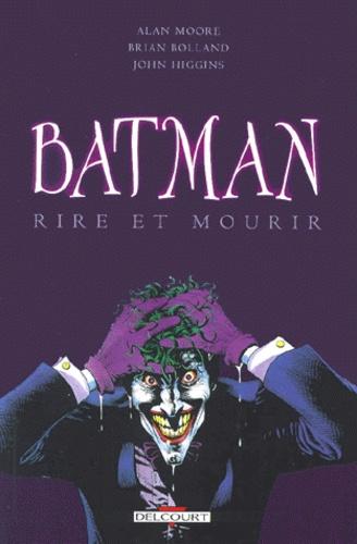 Vignette du document Batman : rire et mourir