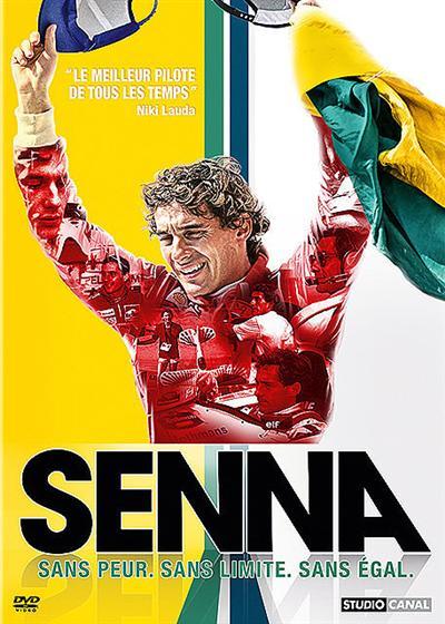 Senna : Sans peur.Sans limite.Sans égal.