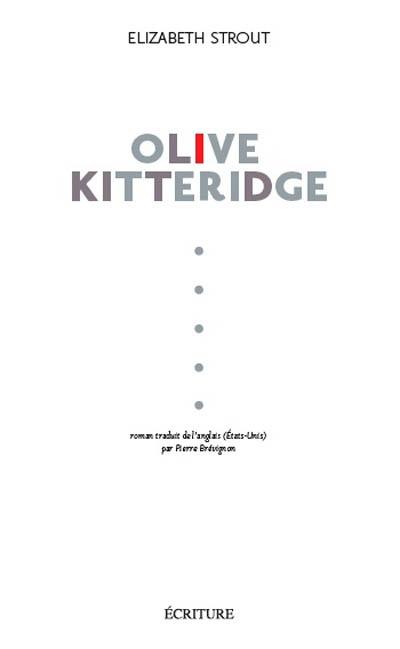 Olive Kitteridge : nouvelles