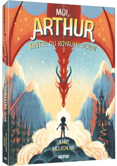 Moi, Arthur, maître du royaume perdu