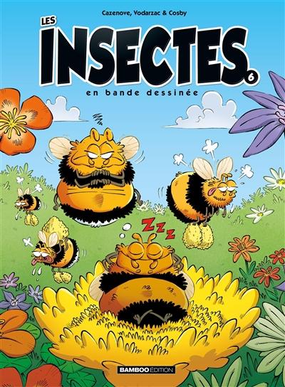 Les insectes en bande dessinée (6) : Les insectes en bande dessinée